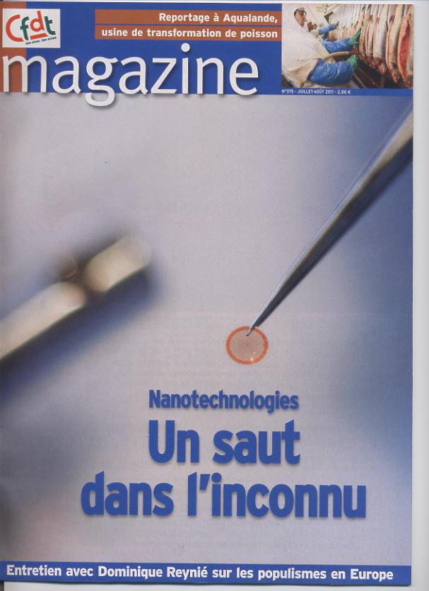 CFDT Magazine